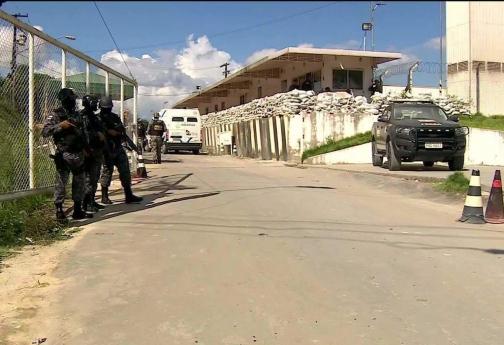 Mais de 50 presos mortos em cadeias no norte do Brasil