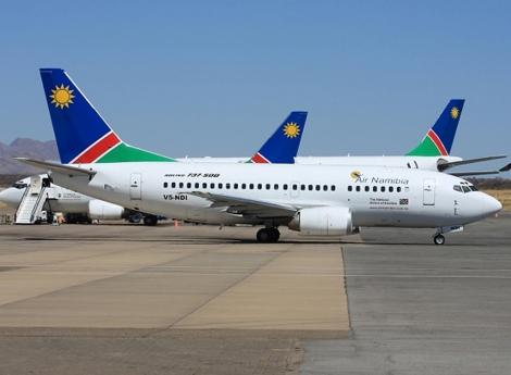 Luanda-Windhoek agora só na TAAG
