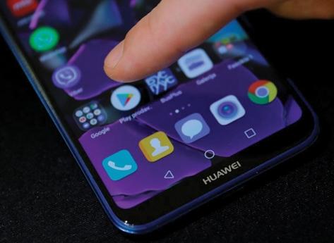 Huawei em vias de criar novo sistema operativo