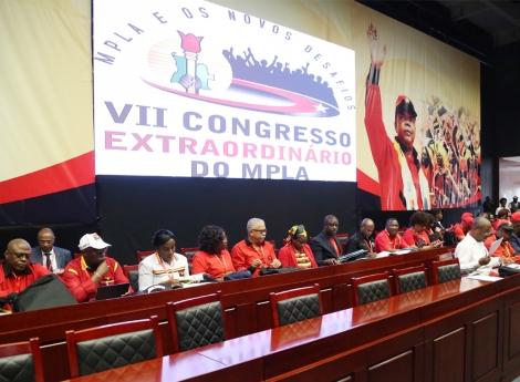 MPLA realiza Congresso com os olhos virados para o futuro