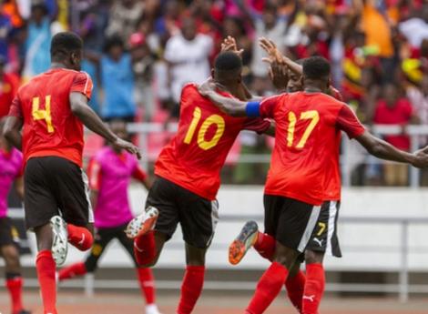 Angola começa o CAN com empate a 1-1 com a Tunísia