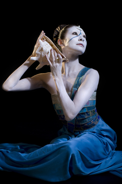 Yuan Yuan Tan in Neumeier's The Little Mermaid (copyright Erik Tomasson)