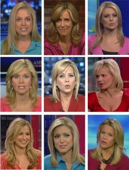 Fox News female anchor lineup