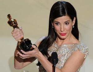 Sandra Bullock wins Best Actress Oscar in 2010