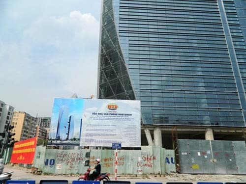 cao ốc HUD TOWER, cao ốc nghìn tỷ, môi giới, cho thuê văn phòng, kinh doanh bất động sản