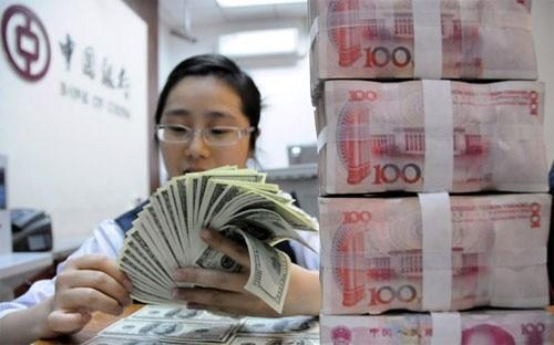 Nhân dân tệ, phá giá, Trung Quốc, chứng khoán, đầu tư, bất động sản, USD, Mỹ, Nhật Bản, bản tệ