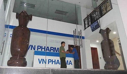 TGĐ VN Pharma làm giả chứng nhận đại sứ quán buôn thuốc ung thư