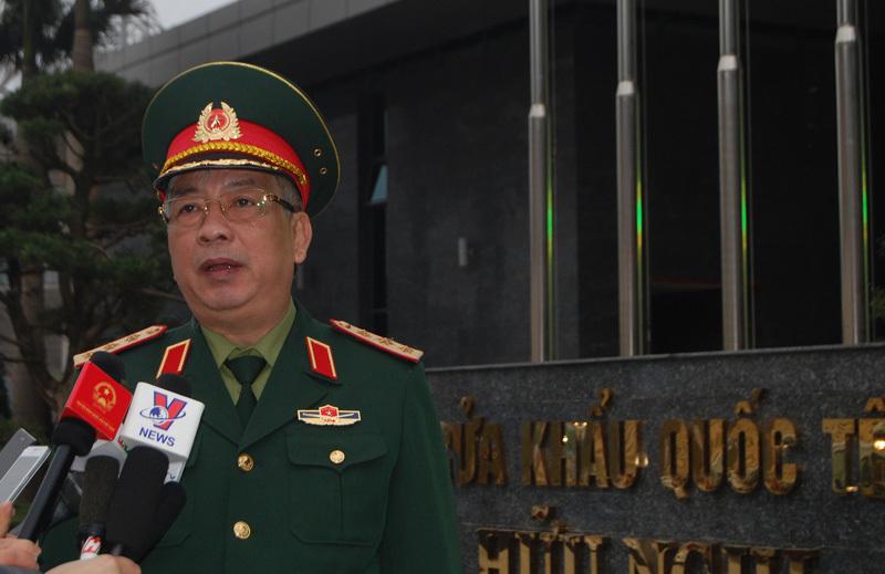 cảng Cam Ranh, Nguyễn Chí Vịnh, biên giới, bảo vệ chủ quyền lãnh thổ