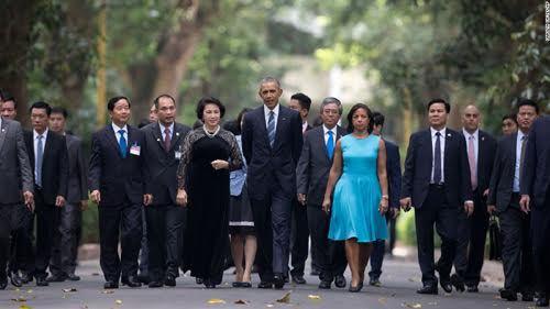 Obama, giá trị Mỹ, nước Việt, Ấn tượng trong tuần, Kỳ Duyên, nhà báo Kim Dung, hàng giả