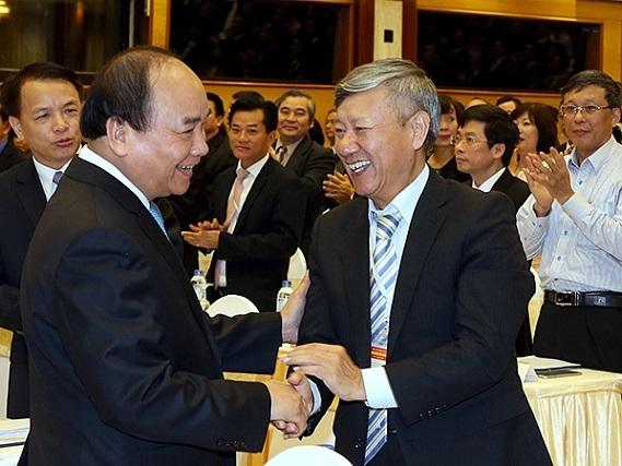 thủ tướng Nguyễn Xuân phúc, ngoại giao