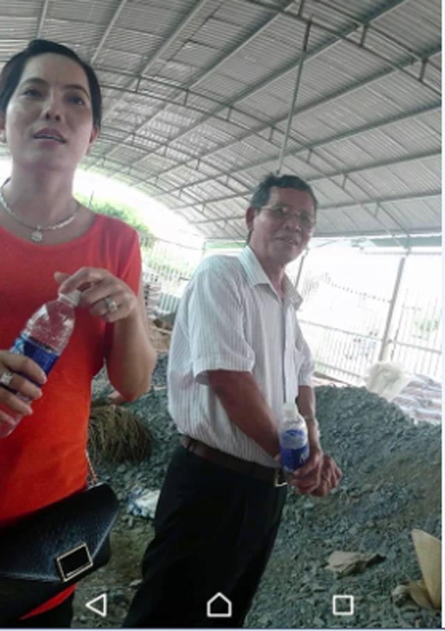 Cựu Chủ tịch tỉnh, Chủ tịch tỉnh Trà Vinh Trần Khiêu, nữ phó phòng, mở quán nhậu, Trà Vinh