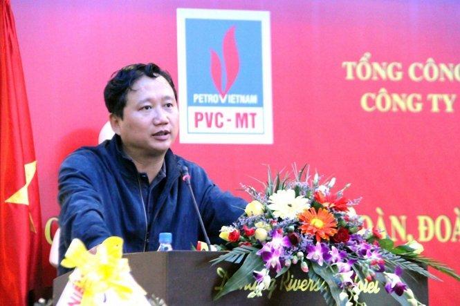 Truy nã Trịnh Xuân Thanh, trịnh xuân thanh