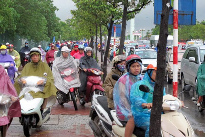 giao thông Hà Nội, quy hoạch Hà Nội, ùn tắc, ô tô dàn hàng ngang, ô tô lấn làn, Hà Nội