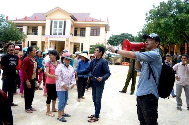 Từ thiện, MC Phan Anh, Lũ lụt miền Trung, Du học Nhật Bản, Tiếng Nhật, Trần Đăng Tuấn