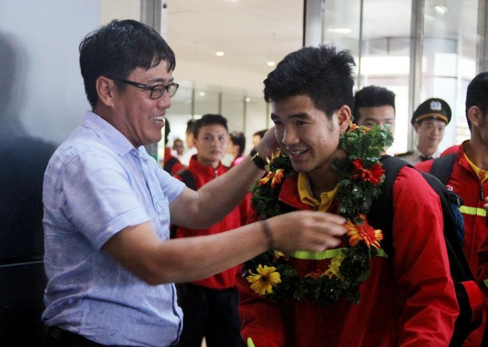 U19 Việt Nam, VCK U19 châu Á 2016, HLV Hoàng Anh Tuấn