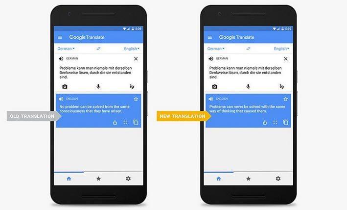 Google tiến hành 'đại tu' ứng dụng Google Translate