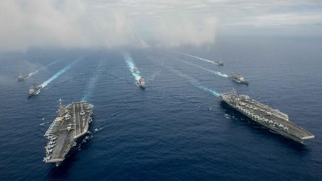 Mỹ sẽ dùng 'lá bài Nga' khắc chế Trung Quốc?