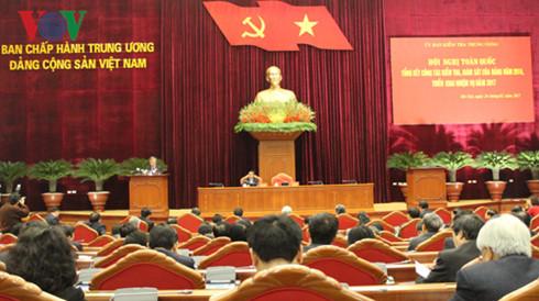 Tổng bí thư Nguyễn Phú Trọng, Tổng bí thư, Nguyễn Phú Trọng, kiểm tra, giám sát