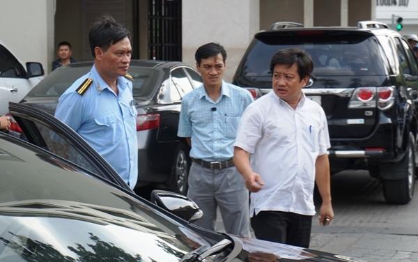 quận 1, Phó chủ tịch UBND quận 1, Đoàn Ngọc Hải, vỉa hè