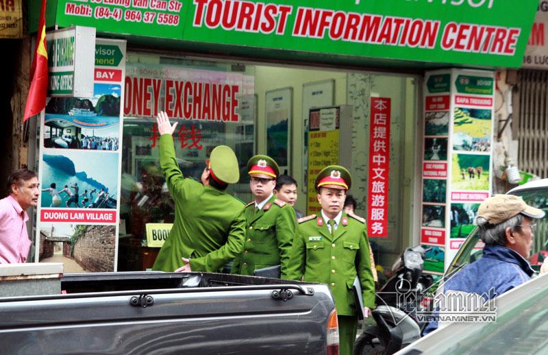 Bộ trưởng Tô Lâm: Xử nghiêm việc chiếm vỉa hè, lòng đường