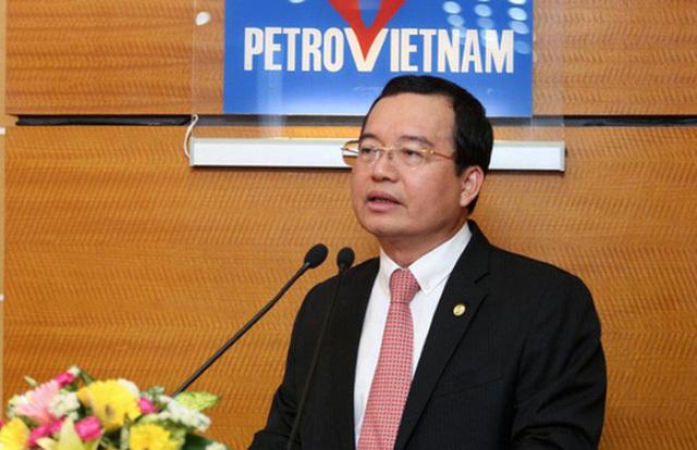 Chủ tịch PVN, Bộ Công Thương, Tập đoàn Dầu khí, Tập đoàn Dầu khí Việt Nam, điều chuyển