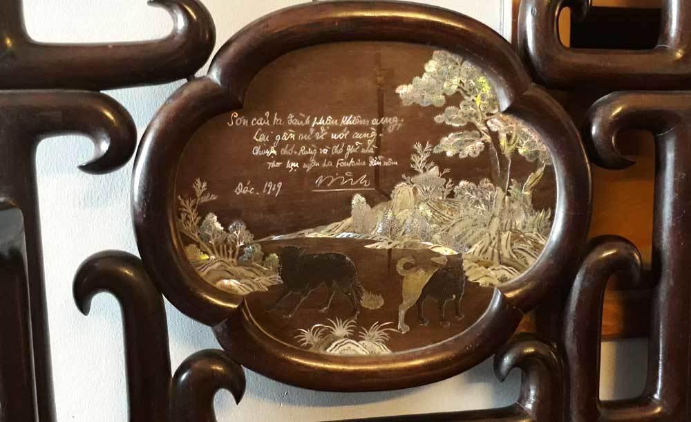 giai nhân, Nguyễn Văn Vĩnh, cuộc đời, nuôi con