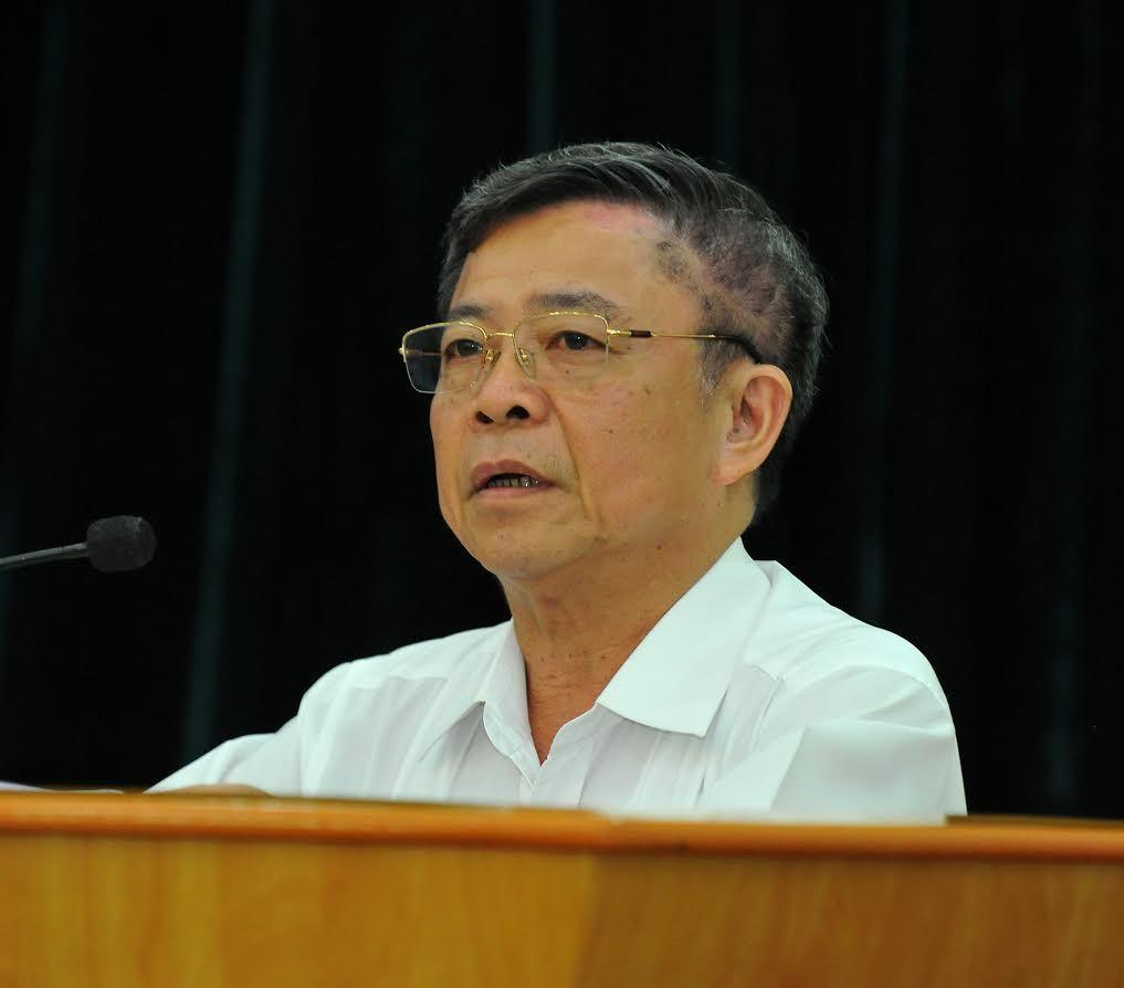 Võ Kim Cự, cách chức ông Võ Kim Cự, Formosa, Nguyễn Minh Quang, Bộ Tài nguyên và Môi trường