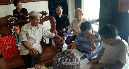 Dân Mỹ Đức hồ hởi nhận tin thanh tra lại khu sân bay Miếu Môn