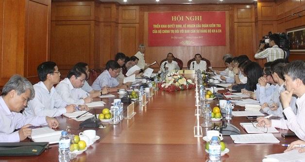 luân chuyển cán bộ, Trịnh Xuân Thanh, Vũ Huy Hoàng, PVN