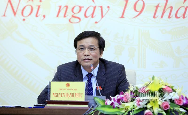 Võ Kim Cự, Nguyễn Hạnh Phúc, Formosa