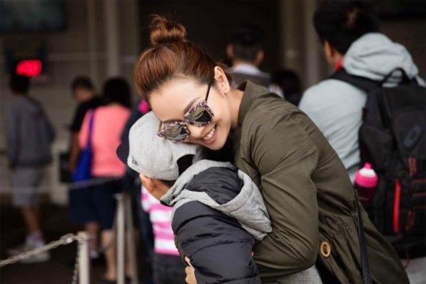 Jennifer Phạm, du lịch thế giới, sao Việt