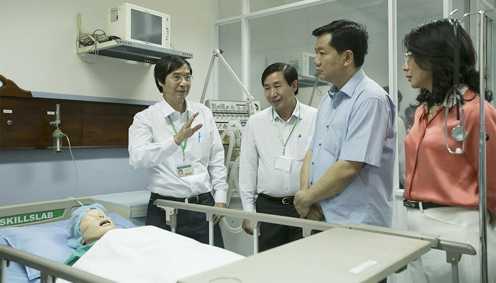 ĐH Y khoa Phạm Ngọc Thạch
