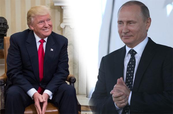 Nga, Mỹ, Tổng thống Putin, Tổng thống Trump