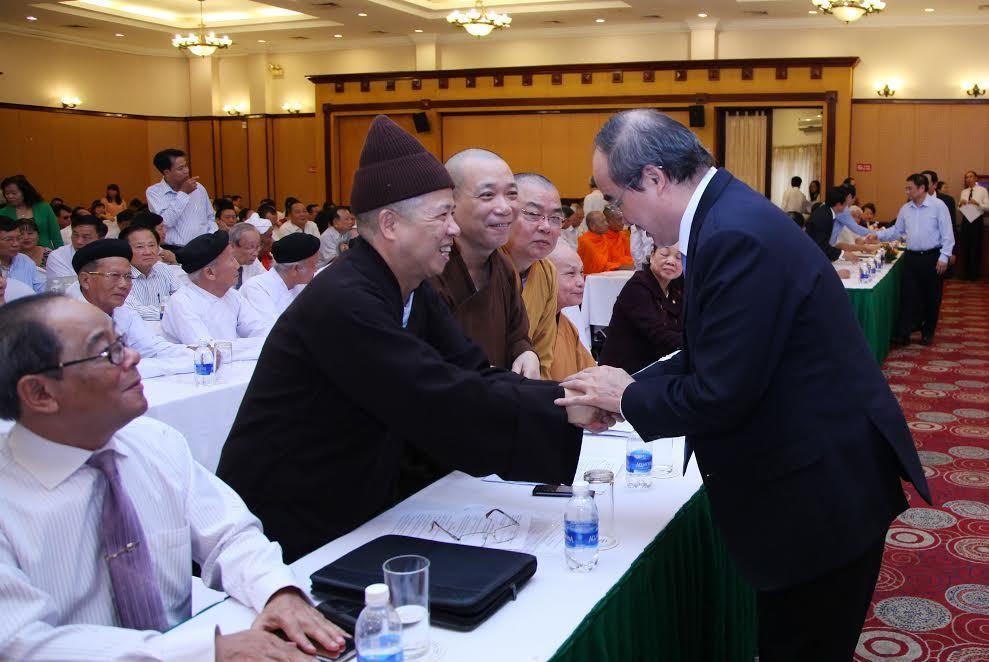 Chủ tịch MTTQ Việt Nam, Nguyễn Thiện Nhân, Trần Thanh Mẫn