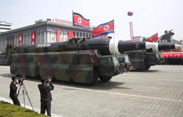 Triều Tiên, vũ khí hạt nhân Triều TIên