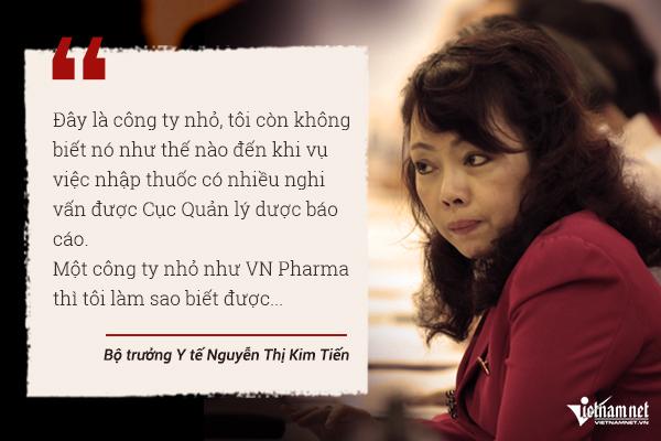 VN Pharma to hay nhỏ?