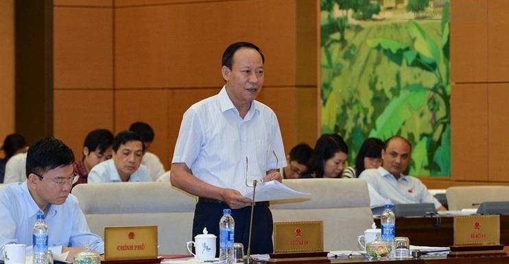 Thứ trưởng Công an, Lê Quý Vương, Lê Thị Nga, lợi ích nhóm, tham nhũng