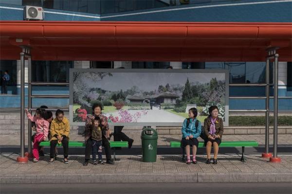 Tình hình Triều Tiên, hình ảnh Triều Tiên