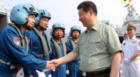 Trung Quốc, Tập Cận Bình, hàng hải, tranh chấp, chủ quyền, hải quân