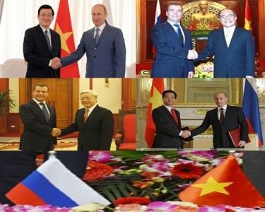 Việt Nam, đối tác chiến lược, Trung Quốc, Nga, Nhật Bản, Tây Ban Nha, hệ lụy