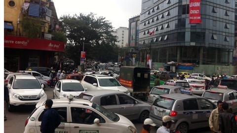 taxi, chắt chém, móc tuối, thanh tra, giao thông, Hà Nội