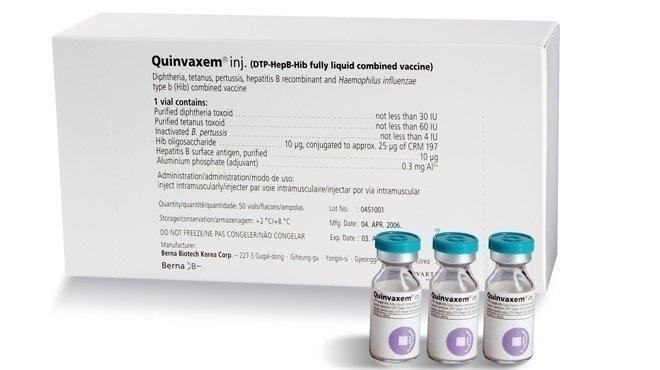 vắc xin; tử vong; Bộ Y tế