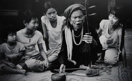 nhạc Việt, bò rống, vịt kêu