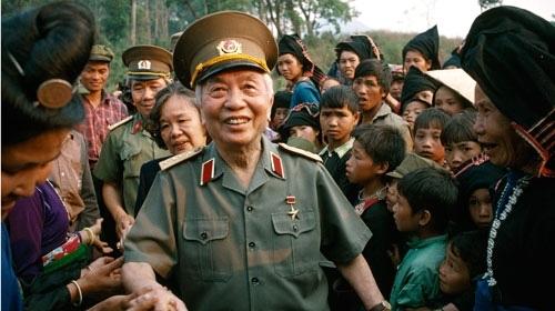 Dương Trung Quốc, Đại tướng Võ Nguyên Giáp, lãnh đạo Đảng, Nhà nước