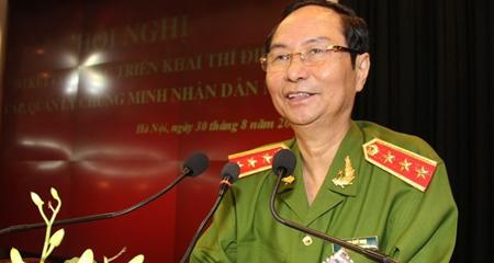 Phạm Quý Ngọ; Dương Chí Dũng; luật sư; Bộ Công an