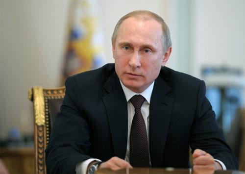 Putin; Ukraina