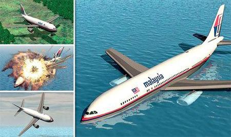 Ukraina, Nga, máy bay, mất tích, MH 370