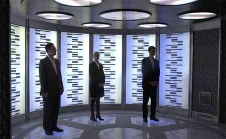 khoa học viễn tưởng, viễn tải, dịch chuyển chớp mắt, siêu máy tính