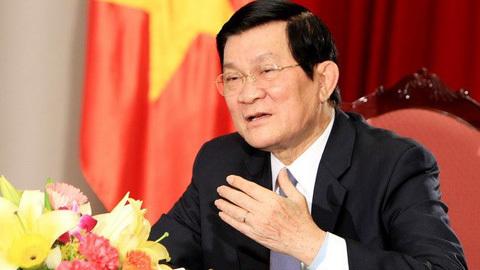 Chủ tịch nước, Trương Tấn Sang, chủ quyền, lợi ích nhóm, cách mạng tháng Tám