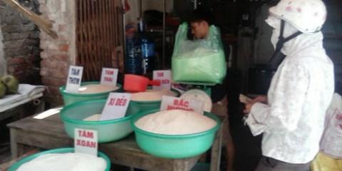 gạo-thơm, hóa-chất, ướp-thuốc, thương-lái, nông-dân, nông-sản, lương-thực, thóc